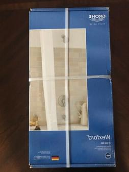 Grohe Wexford WaterSense Bathtub & Shower Faucet with Multi-