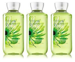 Bath Body Works White Citrus 10.0 oz Shower Gel