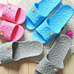 Shower Slippers Home Slides Shoes Swimming Pool Beach Non-sl