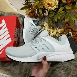 Nike Women's Air Presto Running Shoes Size 11 Light Silver S